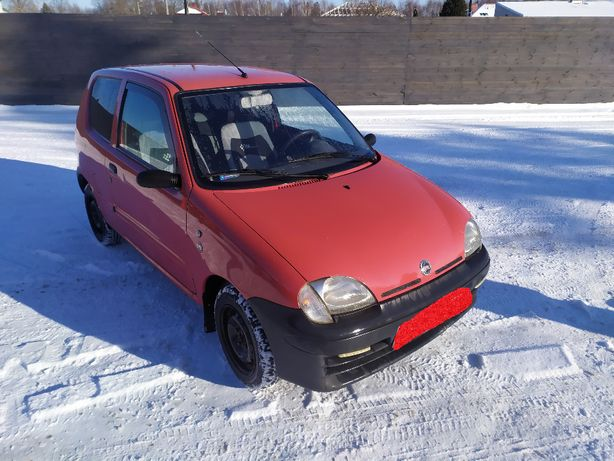 Sprzedam Fiat Seicento 1.1 benzyna