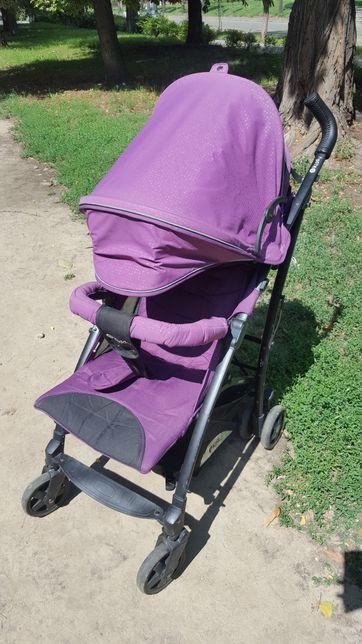 Прогулочная коляска Kiddy Evocity 1, цвет Royal Purple