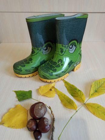 Резиновые сапоги, детская обувь, Demar