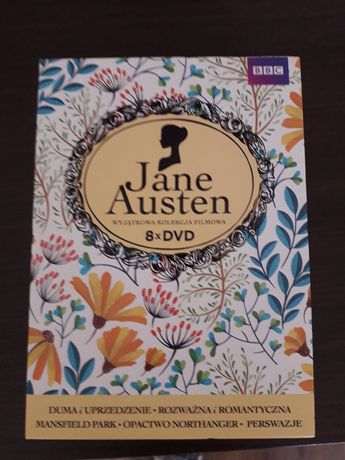 Kolekcja filmów Jane Austen