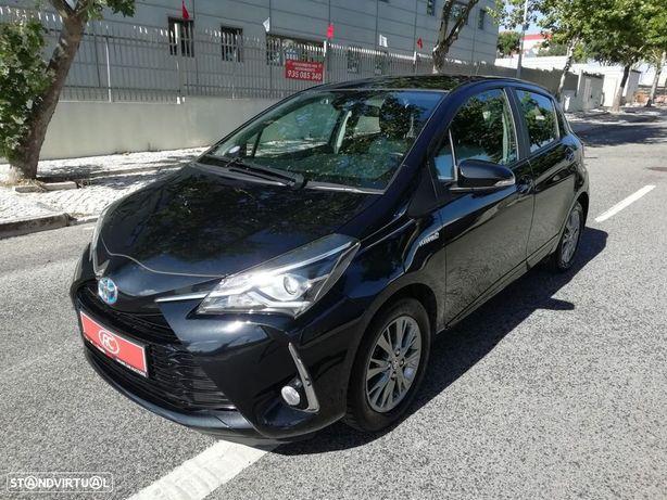 Toyota Yaris 1.5 HSD Comfort +P.Style+P.Techno