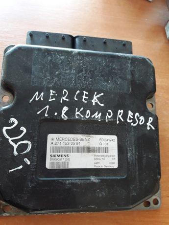 Sterownik komputer silnika Mercedes W 203 C KLASA 1.8k kompressor