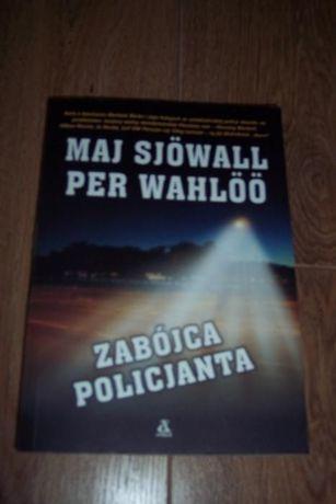 Zabójca policjanta - Maj Sjowall , Per Wahloo