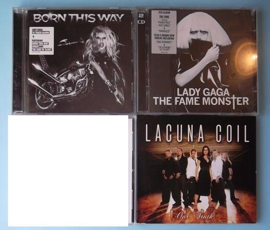Lote de CD's impecáveis