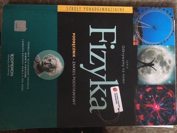 Podręcznik fizyka poziom podstawowy