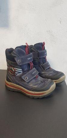 Зимние ботинки Geox Ecco