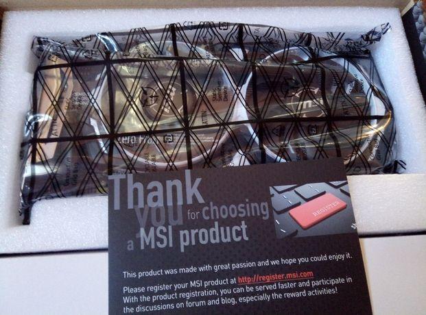 Видеокарта MSI AMD Radeon RX 570 ARMOR OC Edition 4Gb (Новая)