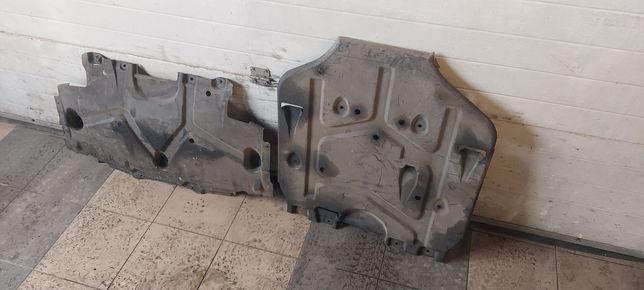 Osłona pod silnik mercedes ml w 164