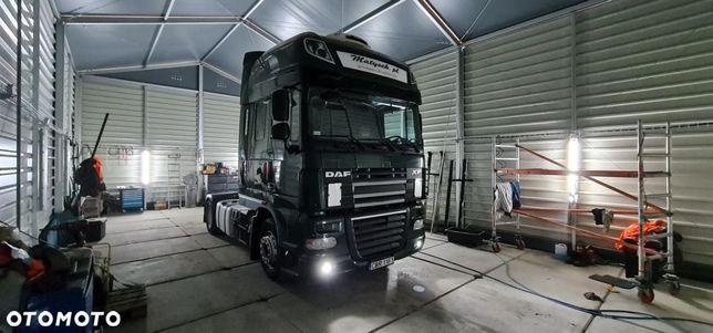 DAF xf 105 460  Hydraulika hyva / manual / klima postojowa