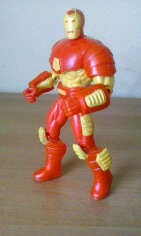 iron man toy biz 12 inch action figure 1995 (raro)