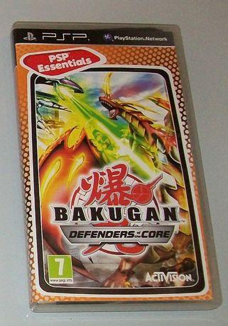 PSP - BAKUGAN Defender of the CORE