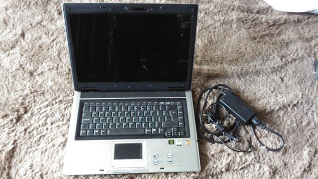 Ноутбук ASUS F3Tc на запчастини