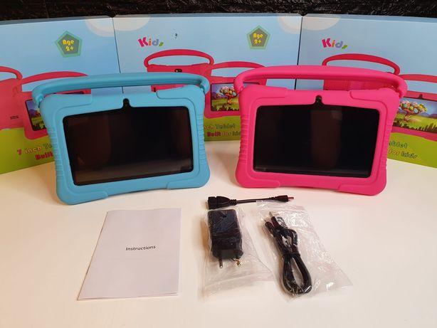 (NOVO) Tablet 7'' ANDROID para Criança 16gb Capa Protetora