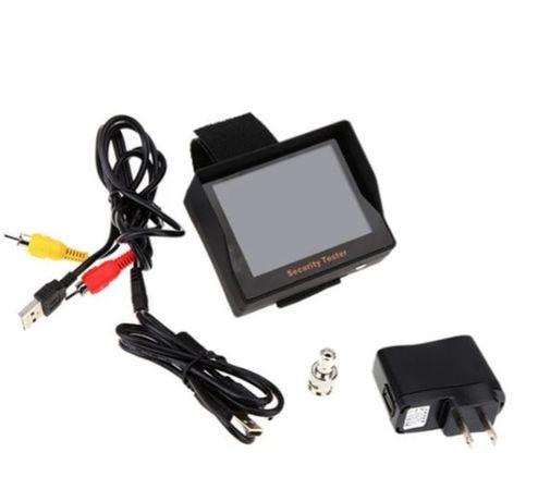 Тестер камеры видеонаблюдения с TFT-монитором 3,5 дюйма