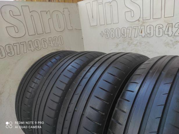 Шины 195/65 R 15 Dunlop. Резина лето комплект. Колеса склад.