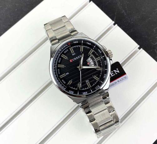 Чоловічий годинник Кварцевые мужские наручные часы Curren ОРИГІНАЛ