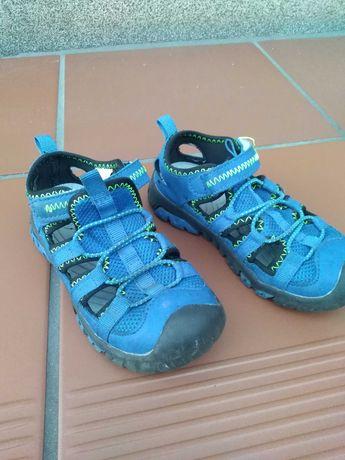 Buty dziecięce i sandałki
