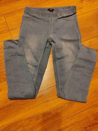 Spodnie na gumce H&M