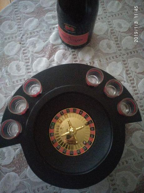 Продам игру алкогольная рулетка
