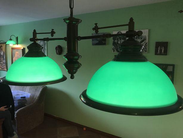 Oświetlenie stół bilardowy