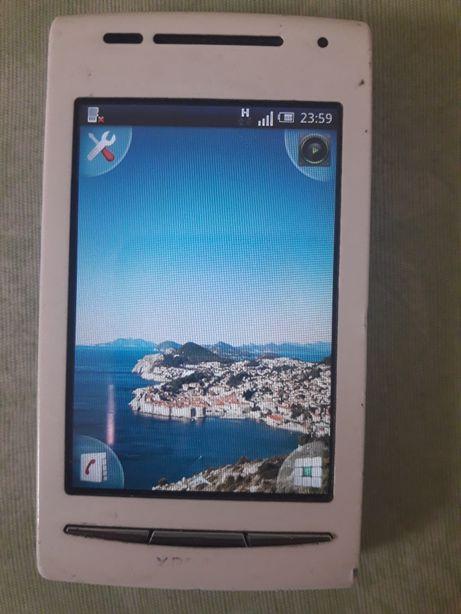 Телефон Sony Ericsson Xperia E15i X8 в рабочем состоянии