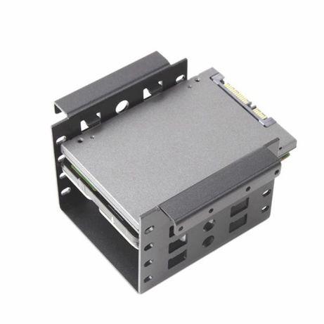 Adapter, sanki HDD i SSD 3.5 do 2.5x4