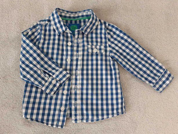 Koszula chłopięca Tapeal'oeil 74/80