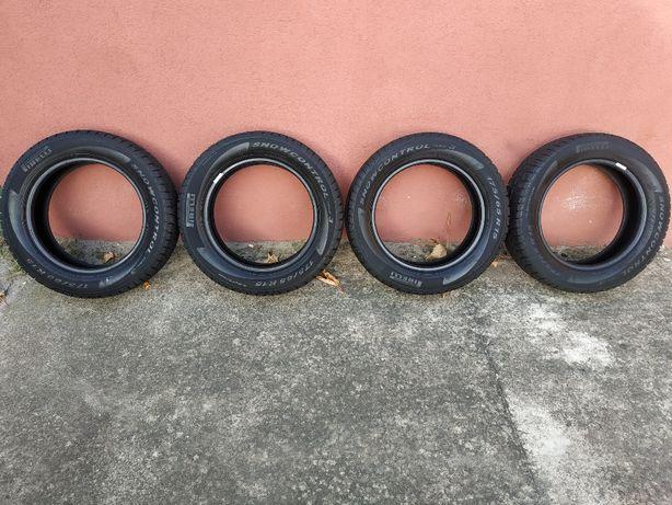 Opony 175/65/15 Pirelli 4 sztuki zimowe