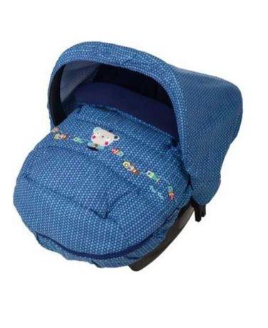 Capa para ovo de bebé e mala de maternidade TUC TUC