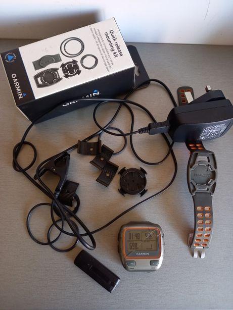 ZEGAREK GARMIN XT310 + antystic+uchwyt rowerowy