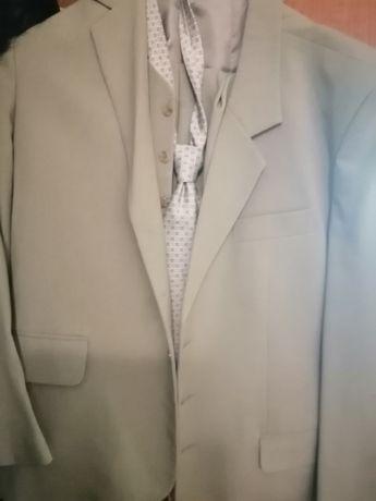Nowy zestaw garnitur na wzrost 176cm