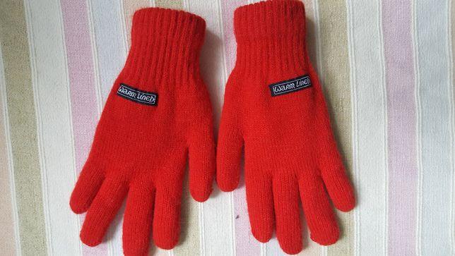 Rękawiczki damskie skóra