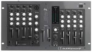 Mesa de mistura DJ