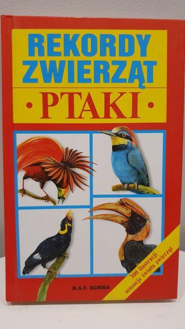Rekordy zwierząt ptaki