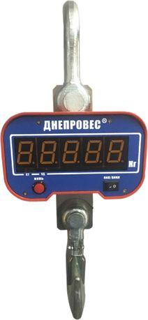 Весы на кран балку до 10 тонн ВКД-10т ДА