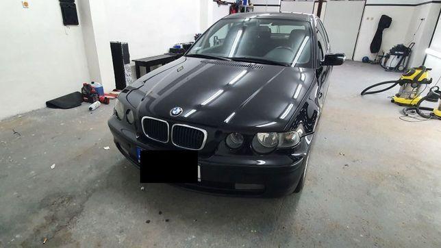 BMW 318ti, e46 compact