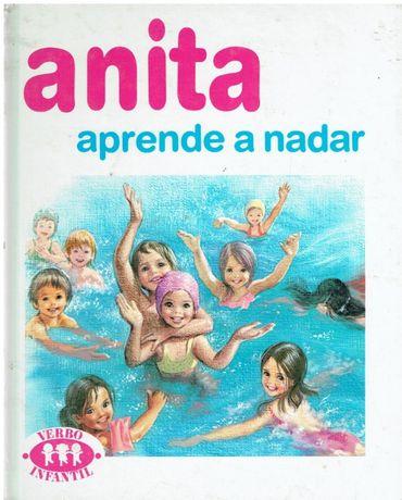2244 - Literatura Infantil - Livros da Anita da editora VERBO