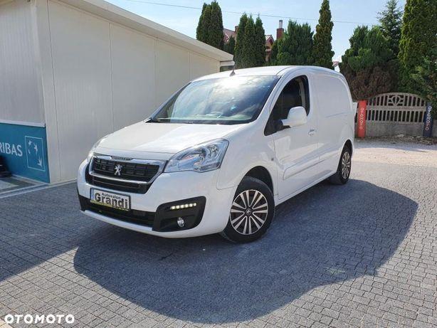 Peugeot PARTNER  1.6HDI 120kM Nawigacja Klima Skrzydełka DotykEkran