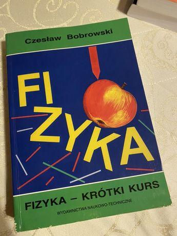 Fizyka książka studia