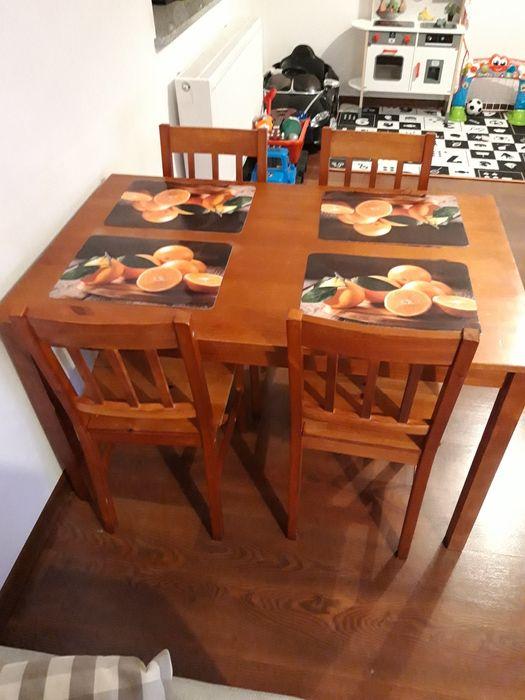 Stół z krzesłami Kędzierzyn-Koźle - image 1