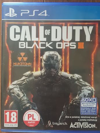 Call Of Duty III ps4