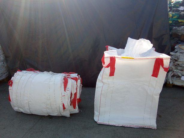 Worki Big Bag Uzywane do Drewna Trocin 120cm Mocne