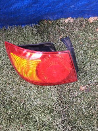 Lampa tylna lewa Hyundai Elantra