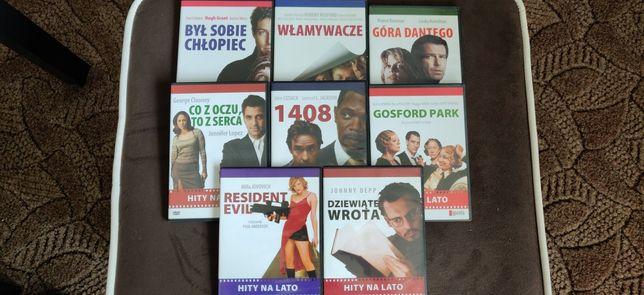 Filmy DVD 8 tytułów. Seria GW Hity na lato. Nowe Resident Evil i inne