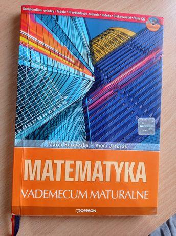 Matematyka Vademecum maturalne
