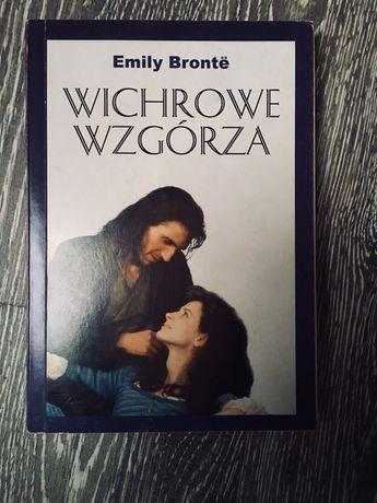 """""""Wichrowe wzgórza"""" - Emily Brontë"""