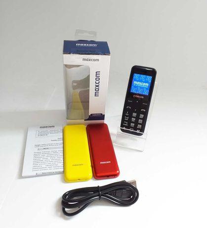 NOWY! Telefon Maxcom MM 111