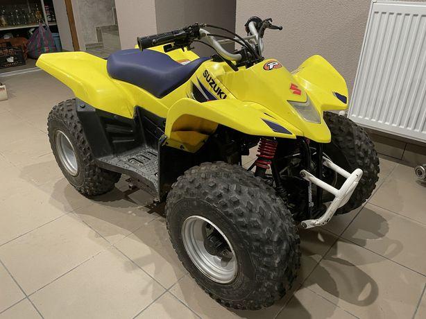 Квадроцикл Suzuki LTZ-50. Дитячий квадрик на 5-7 років