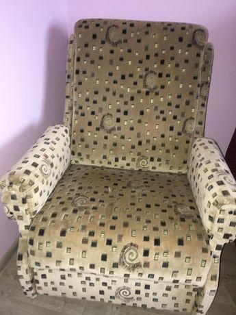 Крісло в нормальному стані