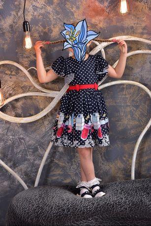 Крутое платье для маленькой стиляги